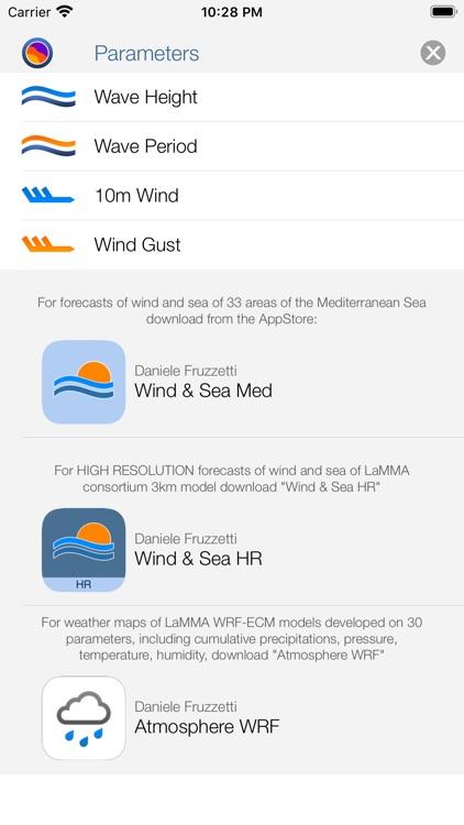 Wind & Sea Giglio screenshot-4