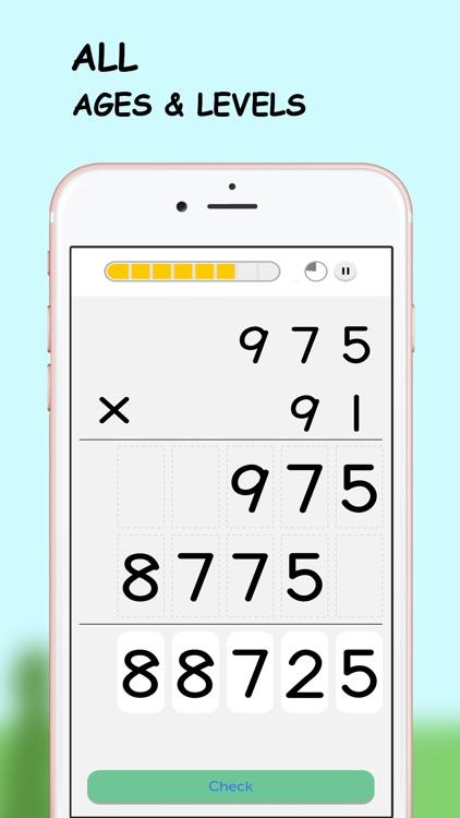 Math Fun: Math Learning Games screenshot-4