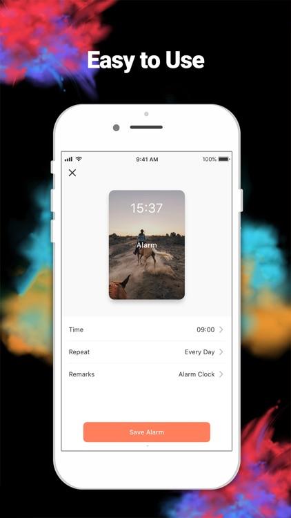 Rinco Ringtones - Alarm Clock screenshot-3