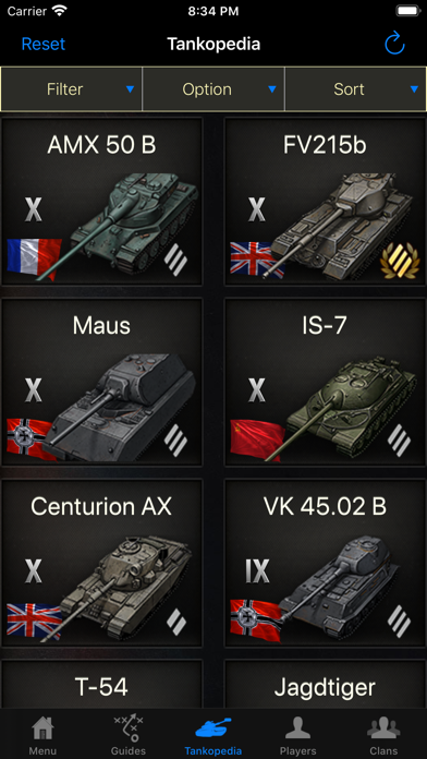 Guide for World of Tanks screenshot1