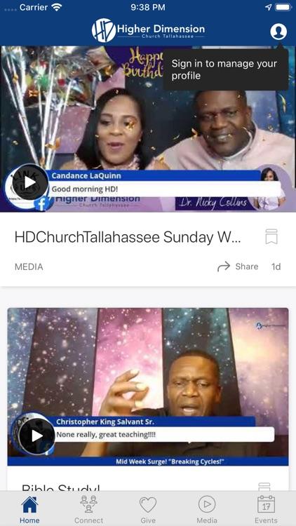 HD Church Tallahassee