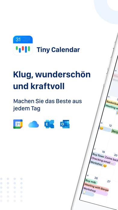 Calendar App: Tasks & CalendarScreenshot von 1