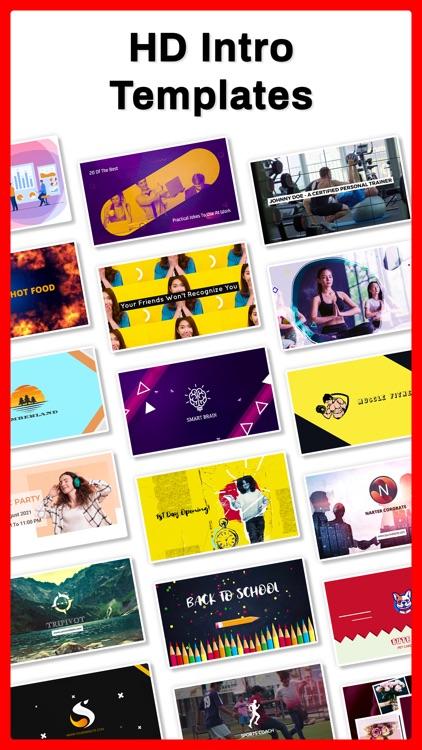 Intro Maker Outro Maker For YT screenshot-0