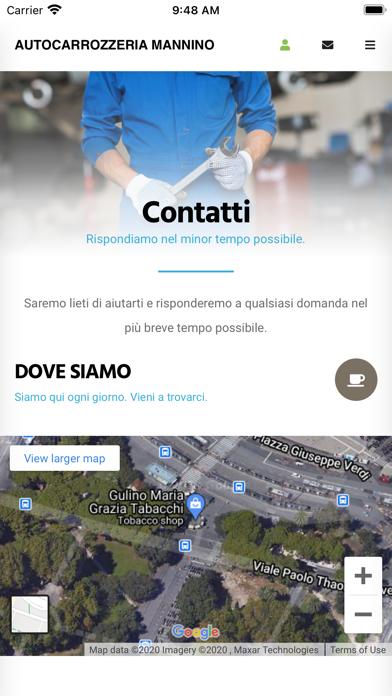 Mannino Car Screenshot