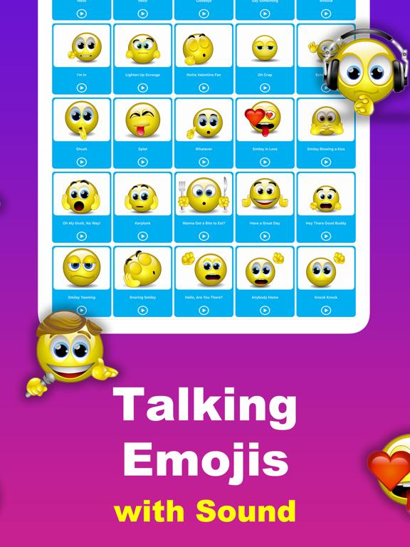 Animated Emoji 3D Sticker GIFのおすすめ画像2