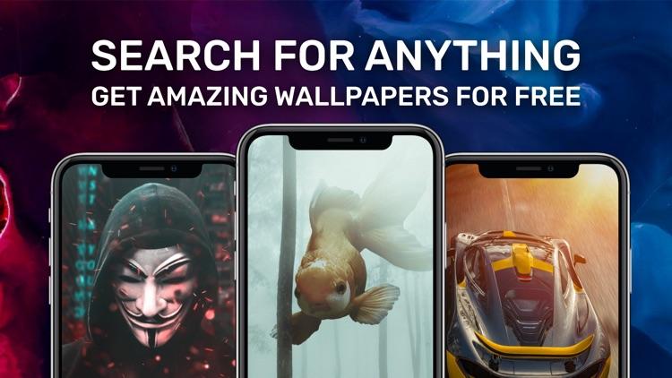 Walli - Cool Wallpapers HD screenshot-3