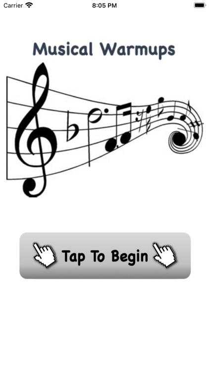 Musical Warm-ups screenshot-8