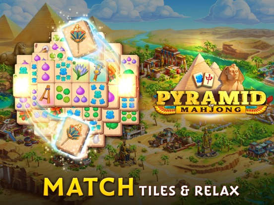 Pyramid of Mahjong: Tile Match screenshot 9