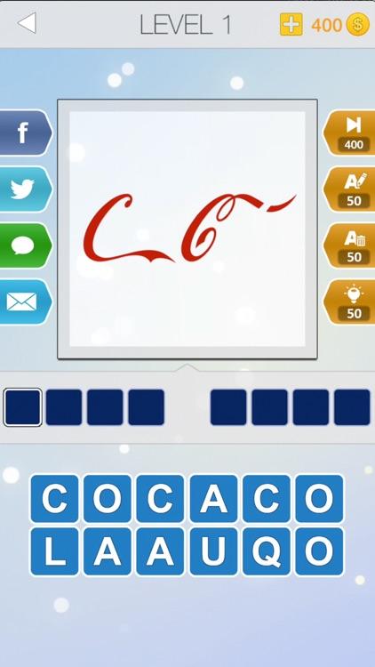 Logo Quiz - Guess Logos screenshot-0