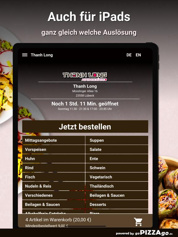 Thanh Long Lübeck screenshot 7