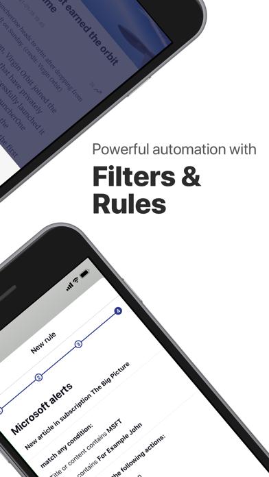 Inoreader - News App & RSSのおすすめ画像9