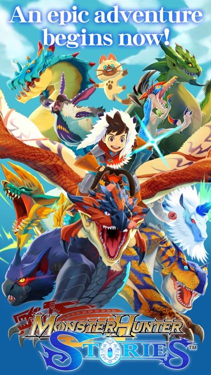Monster Hunter Stories screenshot-0