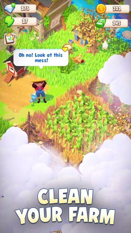 Hay Day Pop: Puzzles & Farms screenshot-7
