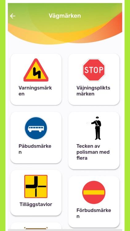 Körkortsfrågor 2021 - Körkort screenshot-3
