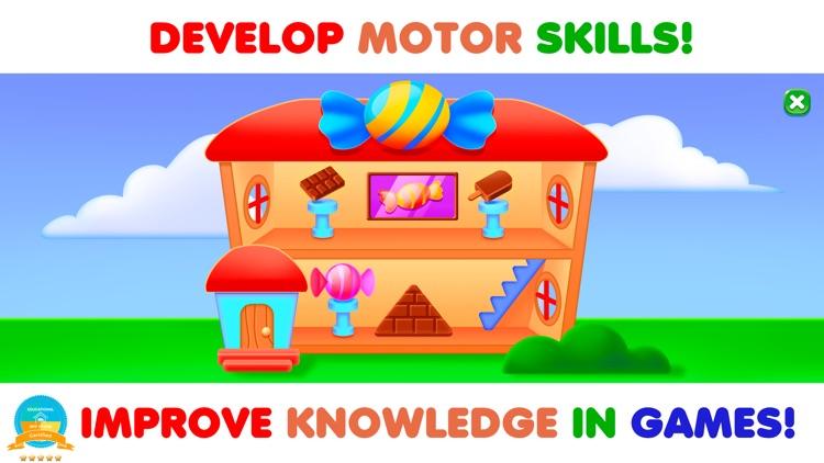 RMB Games - Shapes & Puzzles screenshot-8