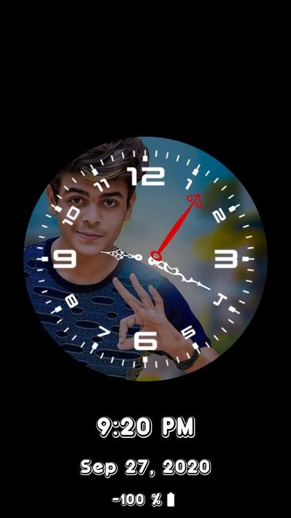Analog Clock - Face Clock Time