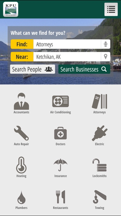 Ketchikan Yellow Pages