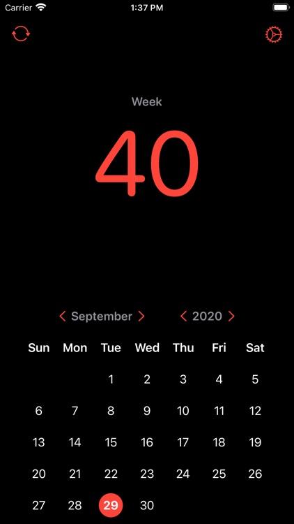 Week screenshot-0