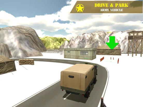 Army Transport Driving Games screenshot 6