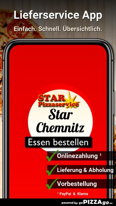 Star Pizzaservice Chemnitz screenshot 1