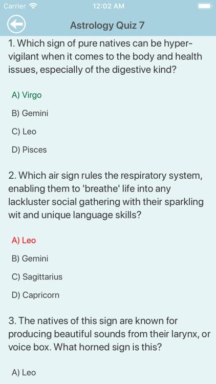 Learn Astrology screenshot-5