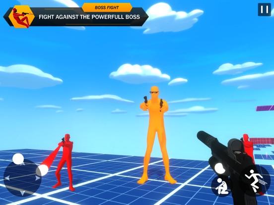 Gun Rush - FPS,Parkour,SlowMo screenshot 15