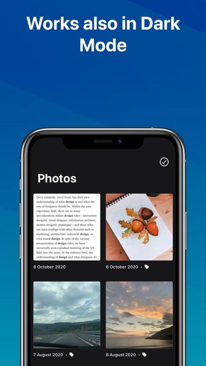 Foldo: Photo and File Manager screenshot-6