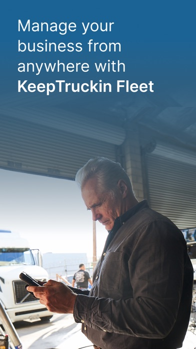 KeepTruckin FleetScreenshot of 1