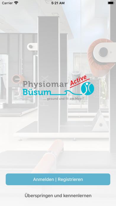 Physiomar BüsumScreenshot von 1