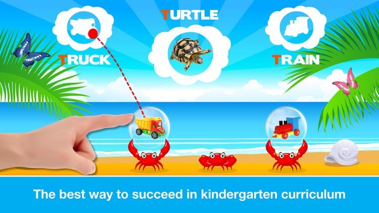 Alphabet Aquarium Letter Games screenshot-4