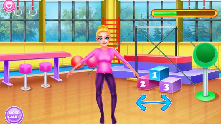 Gymnastics Sports Competition screenshot-8