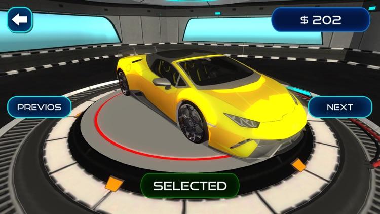 Driving in Car - Simulator screenshot-3
