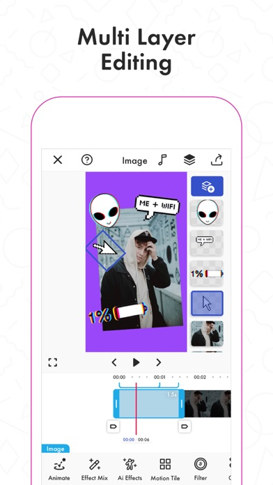 Funimate Video Editor & Maker Screenshot