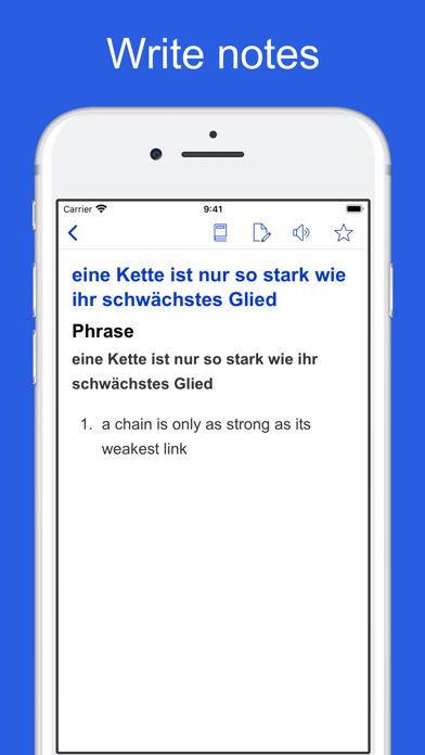 German Idioms, Proverbs screenshot 3