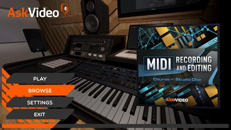 MIDI Course for Studio One 5