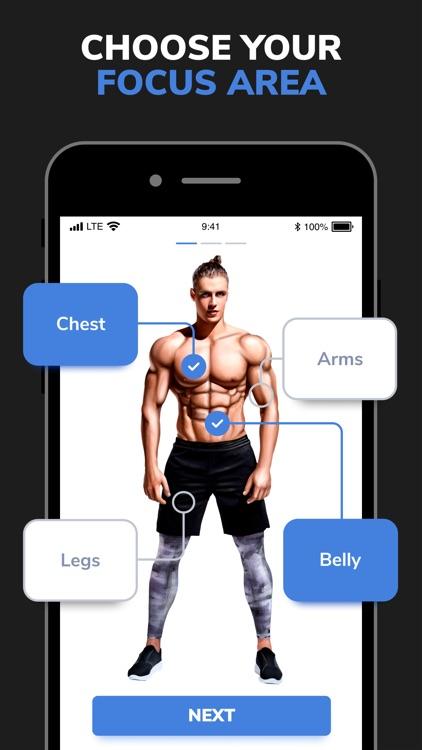 BetterMen: Home Workouts screenshot-3