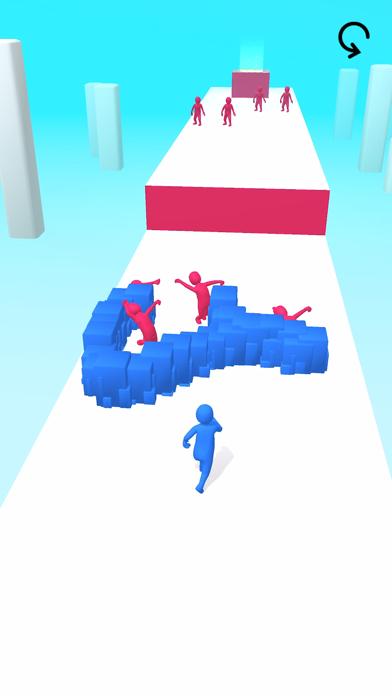 Wallrock run screenshot 2