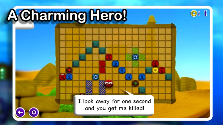 The Bearded Hero - Puzzle Game
