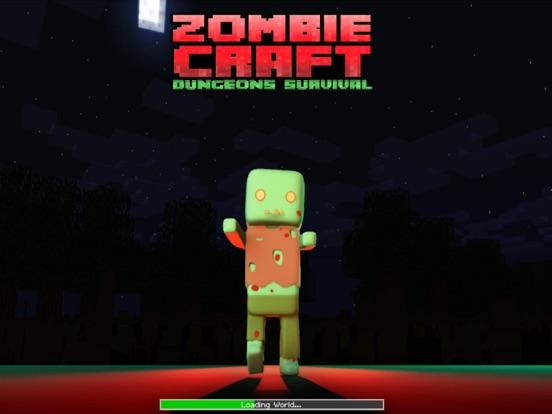Zombie Craft Dungeons Survival screenshot 6