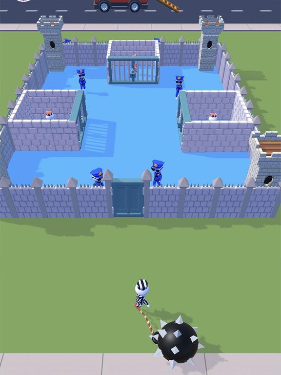 Prison Wreck: Destroy & Escape screenshot 9
