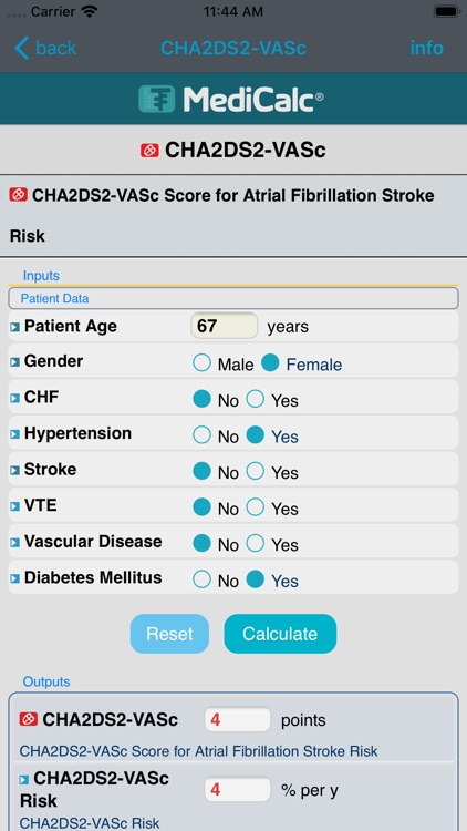 MediCalc® screenshot-7