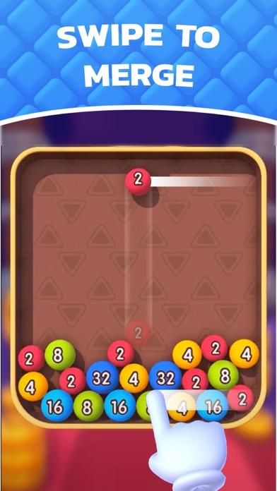 Bubble Buster 2048Screenshot of 1