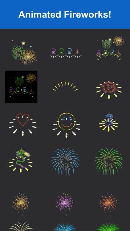 Lights & Fireworks: On Photos! screenshot-0