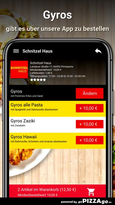 Schnitzel Haus Pirmasens screenshot 6
