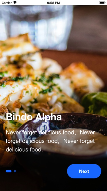 Alpha by Bindo