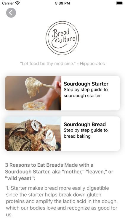 Bread Culture