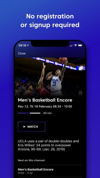 SportsTribal TV: Watch Live screenshot-3