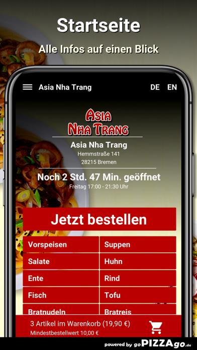 Asia Nha Trang Bremen screenshot 3