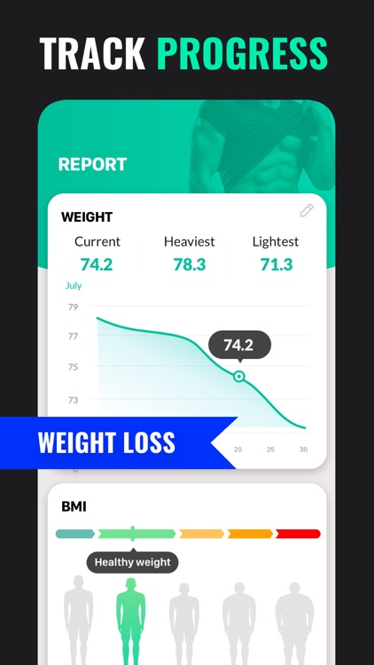 Lose Weight for Men at Home screenshot-5