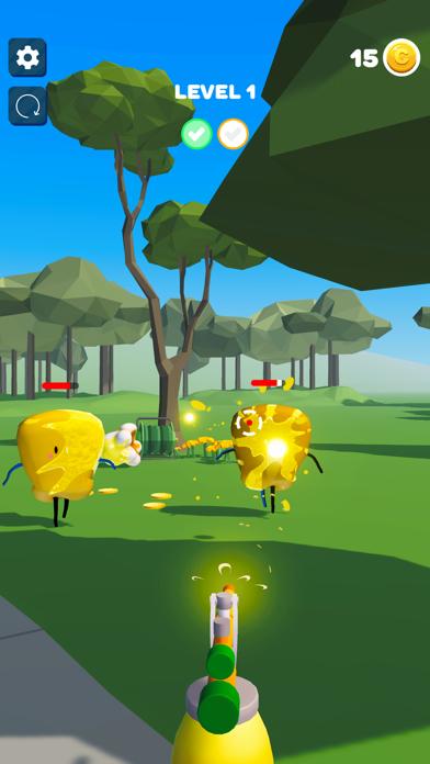 Snack Shooter screenshot 1